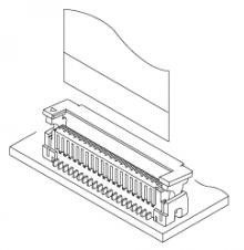 Wire to Board /  FXZT - Schema