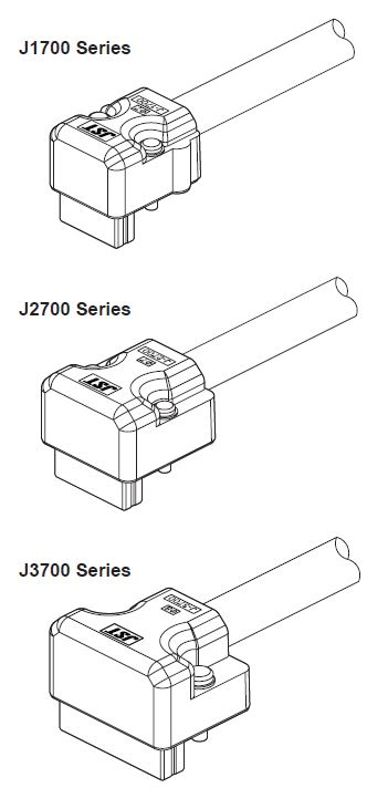 Wire to Board /  JFA Connector Kits for motor - Schema