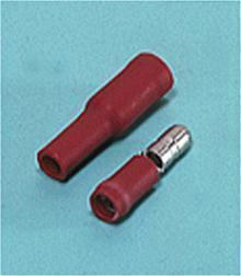 Loose Pieces Terminals /  Bullet terminal (Vinyl-insulated with copper sleeve)