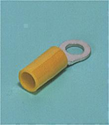 Loose Pieces Terminals /  Ring tongue (R-type, Nylon-insulated) (straight)