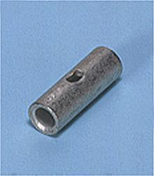 Loose Pieces Terminals /  Window type butt splice (CW-type, Non-insulated)