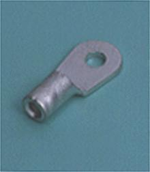Loose Pieces Terminals /  DIN terminals/splices Ring tongue terminal, Non-insulated DIN46234