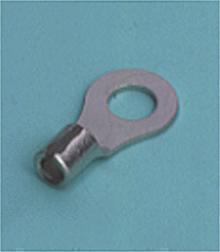 Loose Pieces Terminals /  Ring tongue (R-type, Non-insulated/of nickel)