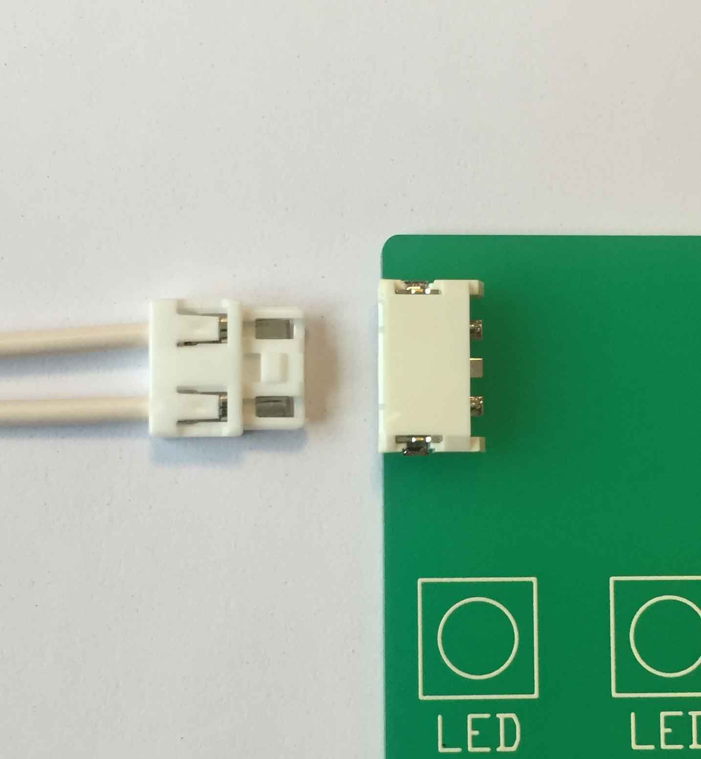 LEB WTB - Connectors / Wire to Board / LED