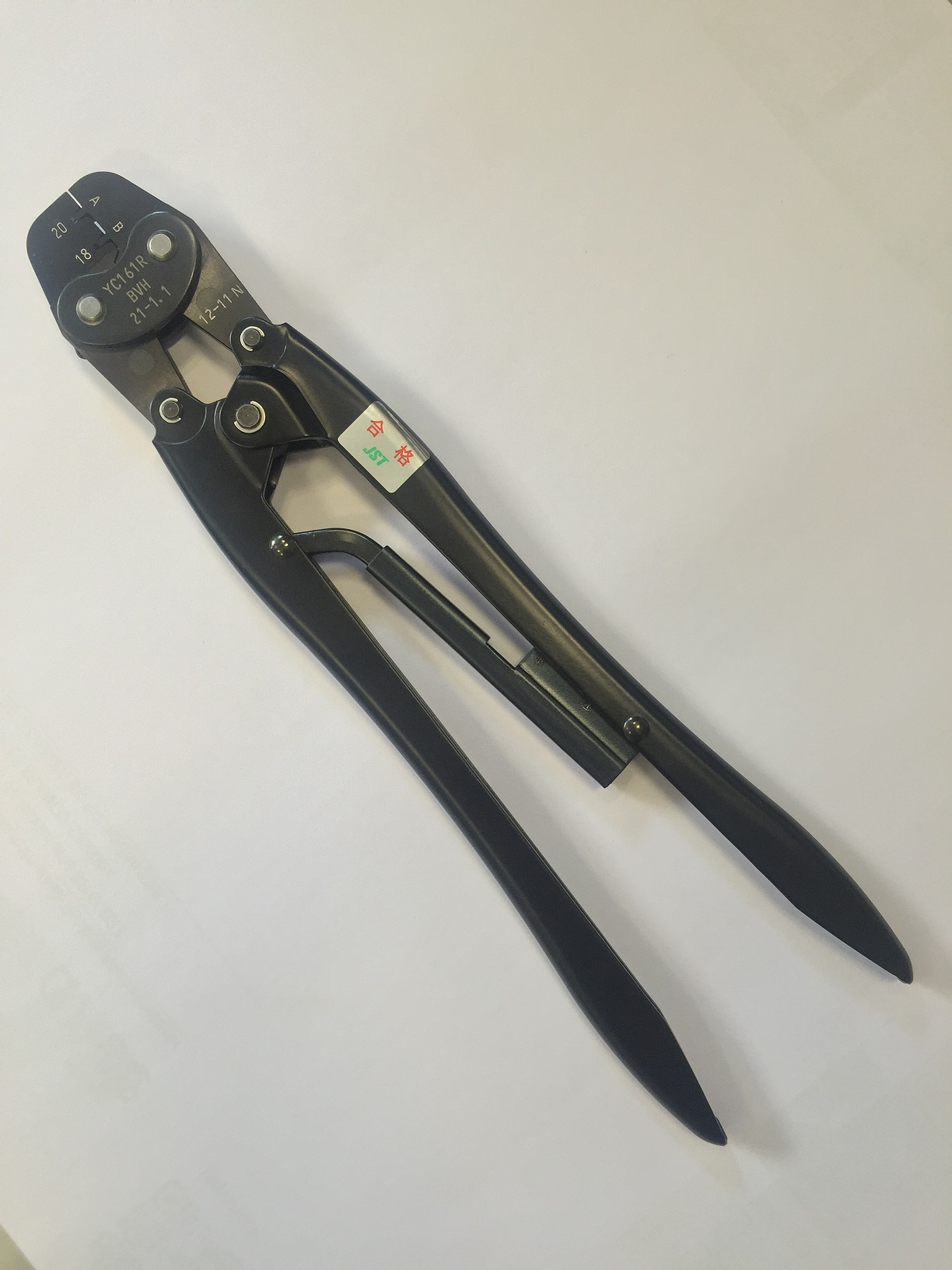 Crimp /  Ratchet hand tool