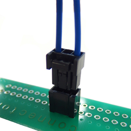 Wire to Board /  PSI High Current D Type